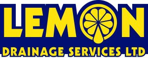 Lemon Drainage logo Outlined 300x119